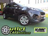 KIA - SPORTAGE 1. 6 GDI 97KW 132CV DRIVE 4X2 - foto