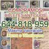 Tasamos Billetes de España y Fuera Estim - foto
