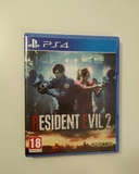 PS4 Juego Resident Evil 2 Remake - foto