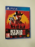 PS4 Juego Red Dead Redemption 2 - foto