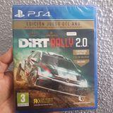 Dirt rally 2.0 precintado - foto