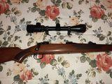 Rifle savage de cerrojo - foto