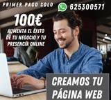 PÁGINAS WEB - foto