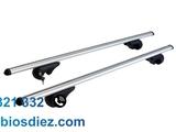 B7r barras de techo 120cm - foto