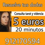 tarot  y VIDENcia 5 EUR 20 MIN 912170594 - foto