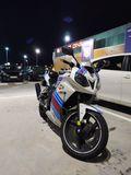 DAELIM - ROADWIN 125 R - foto
