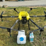 DRON AGRÍCOLA INTELIGENTE - foto