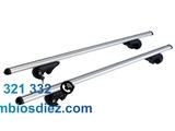 T4s barras de techo 120cm - foto