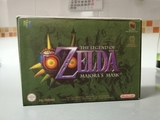 Zelda Majora\'s mask Nintendo 64 - foto