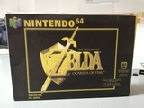 Zelda Ocarina of time Nintendo 64 - foto