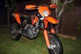 KTM - 450 EXC R - foto