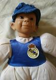Antiguo muñeco Real Madrid años 80/90 - foto