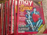 Vendo revistas - foto