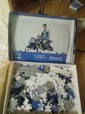 Puzzle Dani Pedrosa - foto