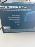 Altavoz bluetooth radio fm energy fabric - foto