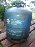 Bombona camping gas azul LLENA - foto