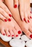 Manicure / pedicure - foto