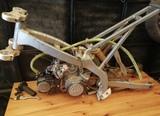 CHASIS MOTOR PIT BIKE - foto
