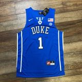 CAMISETA BALONCESTO WILLIAMSON AZUL DUKE - foto