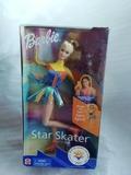 Barbie patinadora - foto
