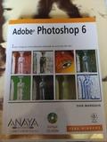 LIBRO PHOTOSHOP 6 + CD TODO NUEVO - foto