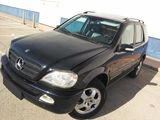 despiece mercedes ML W163 - foto
