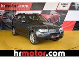 BMW - X3 3. 0D - foto