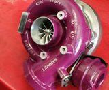 Turbos reconstruidos, inyectores nuevos. - foto