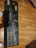 ak47 airsoft + g23 pistola - foto