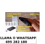 POWERBANK Espia camara HD apco - foto