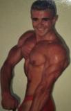 Musculacion, nutricion entrenador person - foto