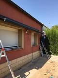 Reparación e instalación de toldos - foto