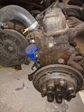 motor de Seat 600 - foto