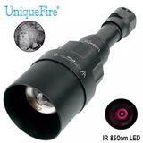 Linterna infrarrojos t67 - foto