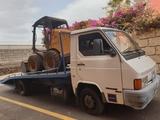 trabajos de minipala y camiones - foto
