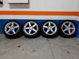 """llantas 17\"""" ruedas invierno - foto"""