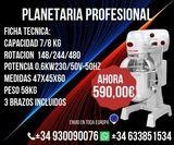 PLANETARIA DE 10 LT OJO AL PRECIO  !!! - foto