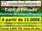 PRÉSTAMOS CAPITAL PRIVADO MADRID - foto
