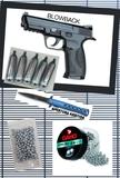 Oferta pack pistola + complementos - foto