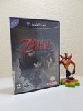 Zelda: twilight princess / game cube - foto