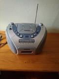 Radio CD- y Cassette - foto