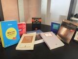 LIBROS DE APRENDIZAJE Y DICCIONARIOS.  - foto