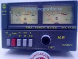 ZETAGI HP500 Medidor ROE Potencia CB HF - foto