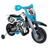 vendo moto de batería infantil. - foto