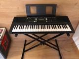 teclado Yamaha PSRE343 - foto