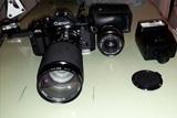 Cámara fotográfica Canon A 1 - foto