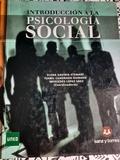 INTRODUCCIÓN A PSICOLOGÍA SOCIAL - foto