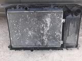 radiadores y electroventilador - foto