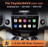 multimedia gps Toyota RAV4 - foto