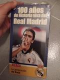 Colección VHS Real Madrid Los 100 Años - foto